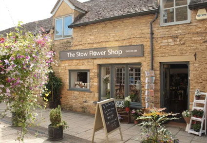 The Stow Flower Shop