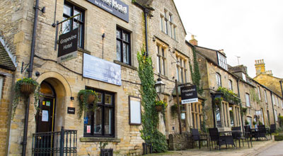 Restaurants in Stow-on-the-Wold